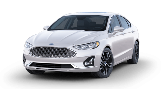 2020 Ford Fusion Titanium Sedan for sale in Defiance, OH
